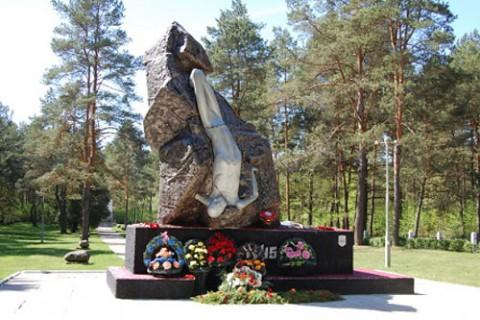 Памятник в Борке